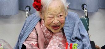 La Persona más Anciana del Mundo
