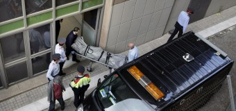 Tragedia en un instituto de Barcelona