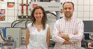 El investigador onubense Juan Mora participa en la creación de mecanobiomodelos 3D para aplicaciones médicas