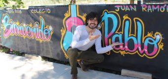 VISITA DE PABLO SAINZ