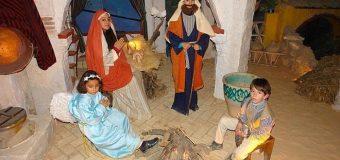 Beas vive su Navidad con la celebración del 50 Aniversario del tradicional Belén Viviente