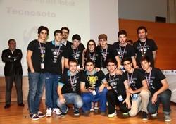 Nuestros alumnos, ganadores en 2014