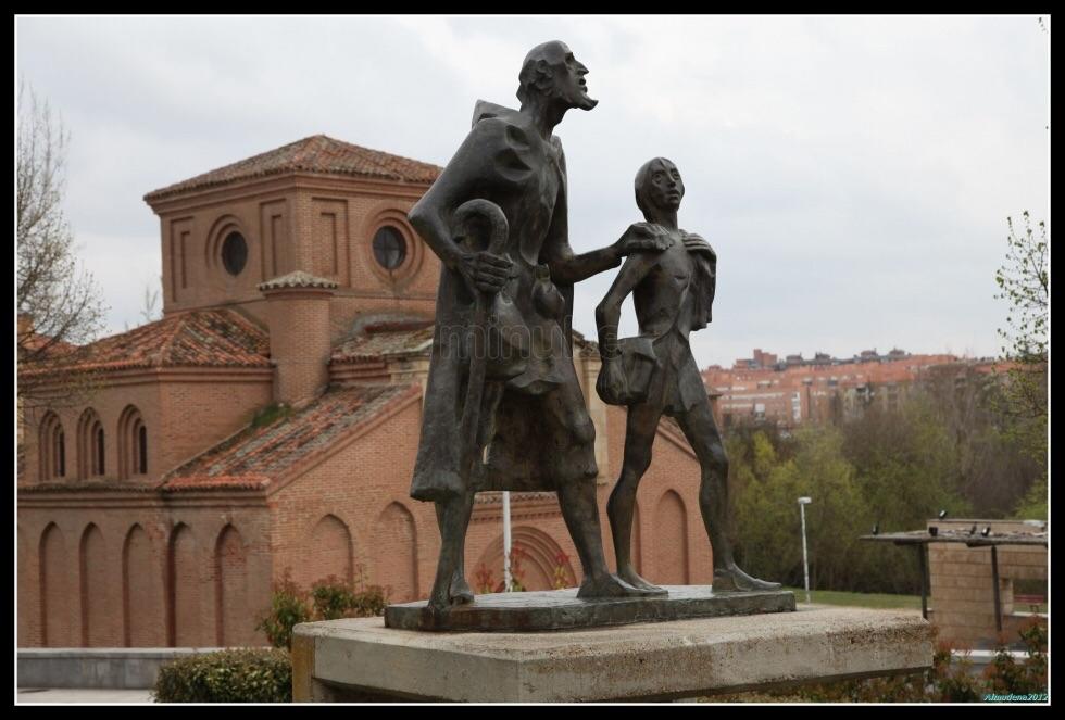 Monumento a Lázaro de Tormes (Salamanca)