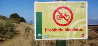 Aumentan las trampas para ciclistas en medios rurales